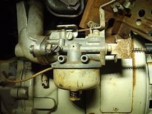 I Have An Older Tecumseh 8 Hp H80 Engine  I Disturbed The