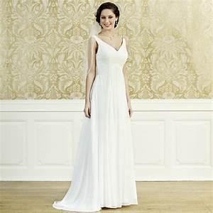 robe de mariee en mousseline ivoire et a bretelles keira With achat robe de mariée