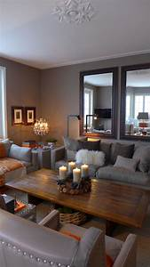Cozy, Living, Room, Colors