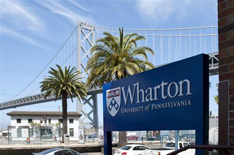 wharton team based discussions san francisco mba program