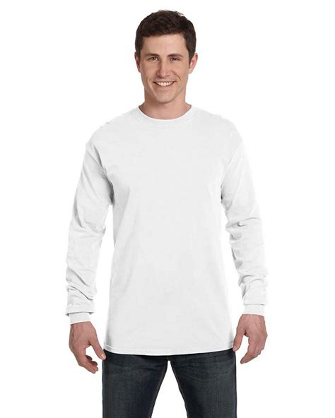 Comfort Colors 6014 Adult Ringspun Long Sleeve Tee