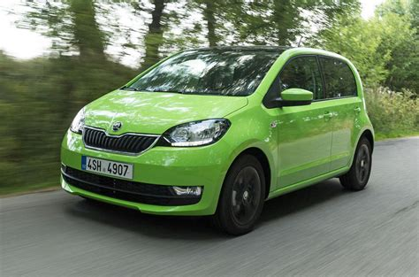 2019 Skoda Ecitigo Confirmed As Brand's First All