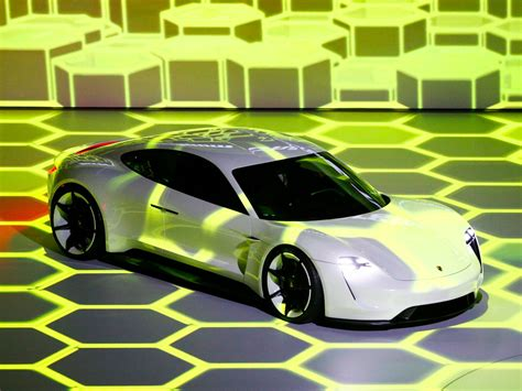 New Car Electrical Features by Porsche Mission E Electric Car Price Features Sale Date