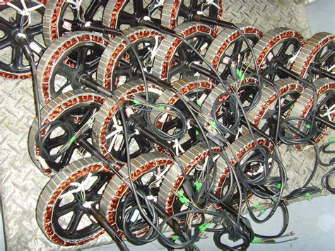 Ebike Hub Motor Factory Tour In China Electricbikecom