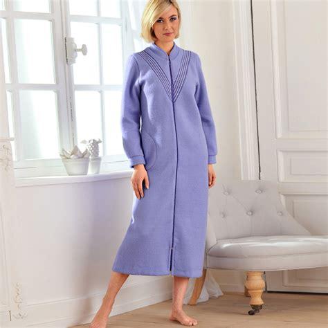 robes de chambre robe de chambre en polaire pour femme