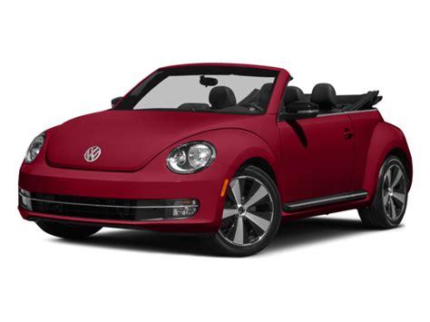 New 2015 Volkswagen Beetle Convertible Prices