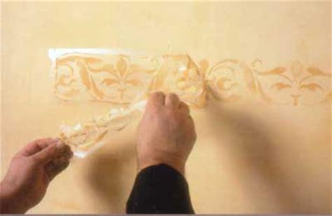 Tecnica Dello Stencil by La Casa Fai Da Te Pitture E Trucchi Impariamo