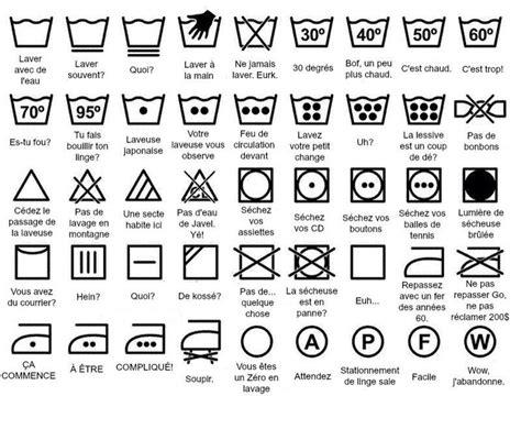 les 25 meilleures id 233 es de la cat 233 gorie pictogramme lavage