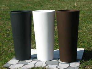 Pflanzkübel 70 Cm Durchmesser : pflanzk bel blumenk bel runder hoch blumentopf mit einsatz kunststoff 31xh 70 cm ~ Orissabook.com Haus und Dekorationen