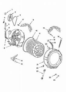 Looking For Whirlpool Model Ghw9150pw4 Washer Repair