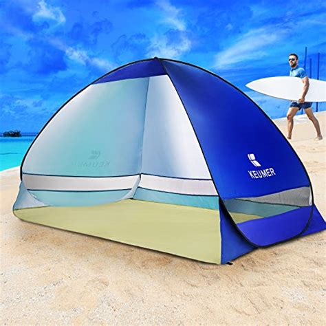 battop outdoor automatic pop  instant portable cabana beach tent   person camping fishing