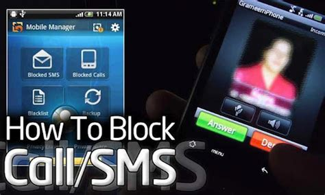 how to block a number on an android how to block calls on your android device phonenomena