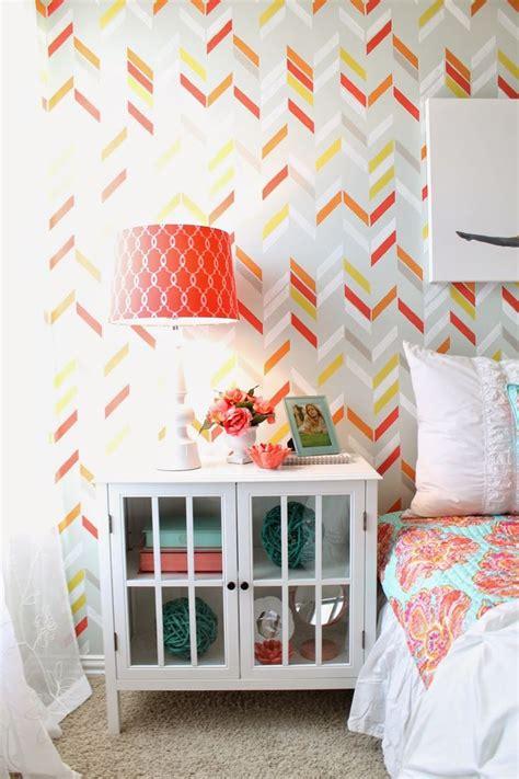 modern wall stencils images  pinterest wall