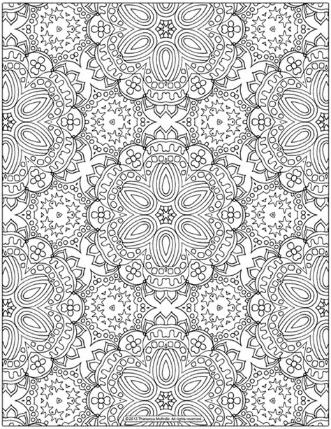 pattern coloring pages free coloring pages detailed printable coloring