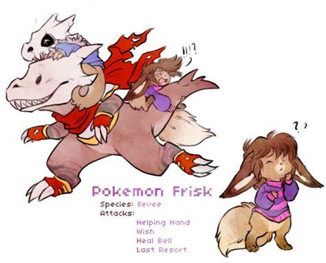 poketale pokemon x undertale characters are pokemon undertale au s wikia fandom powered