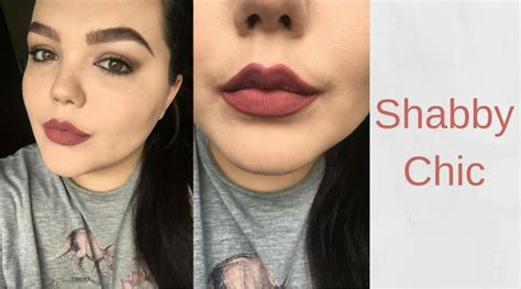 Sleek Makeup Matte Me Shabby Chic Review  Mugeek Vidalondon