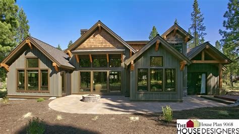 craftsman style house plan thd  craftsman floor plans