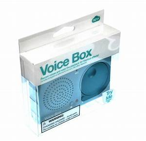 Voice Box Sound Machine