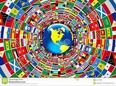 World flags stock illustration Illustration of emblem