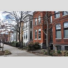Capitol Hill Row House  Traditional  Exterior  Dc Metro