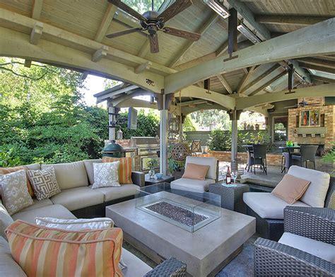 Outdoor Living Spaces, Outdoor Kitchen Design Gayler