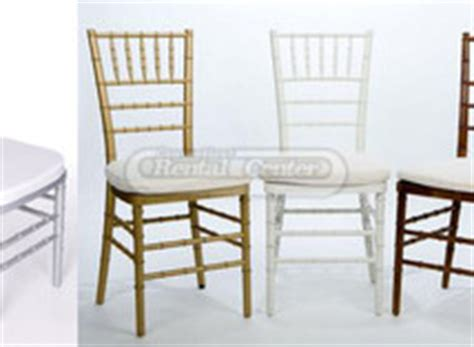 rent chairs from ct rental center
