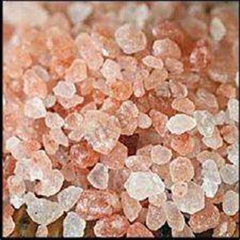 les incroyables bienfaits du sel de l himalaya