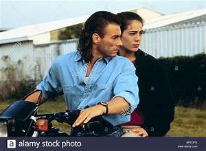 JEAN-CLAUDE VAN DAMME & YANCY BUTLER HARD TARGET (1993 ...