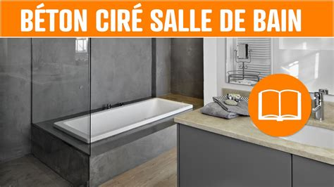meuble de cuisine aubergine déco béton ciré salle de bain sol mur design