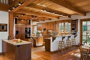 kitchen extension plans ideas the tuscany iii timber frame home kitchen this open