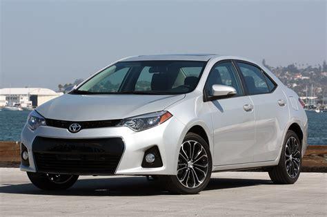 Toyota Corolla 2014 S by 2014 Toyota Corolla S Premium Release Date