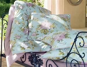 Linge De Lit 180x200 : linge de lit camellia linvosges ~ Teatrodelosmanantiales.com Idées de Décoration