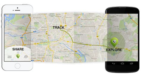 share apps on iphone gps tracking location sharing and exploring app for Share