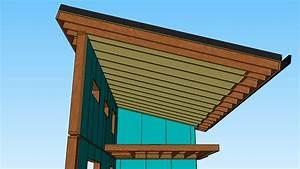 Toit En Bois : toit mono pente plans mob comme un pingouin dans le d sert ~ Melissatoandfro.com Idées de Décoration