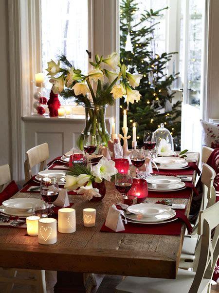 tischdekoration fuer weihnachten zum selbermachen