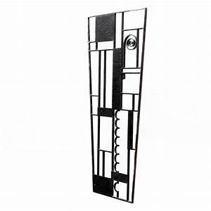 Grille Porte D Entrée : grille de porte d 39 entr e art d co ~ Melissatoandfro.com Idées de Décoration