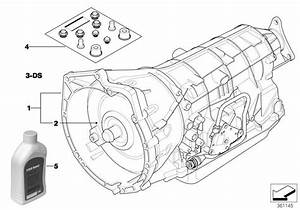 2002 Bmw 530i Torque Converter  U61
