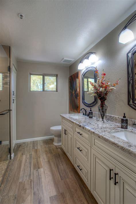 street bathroom remodel alair homes scottsdale