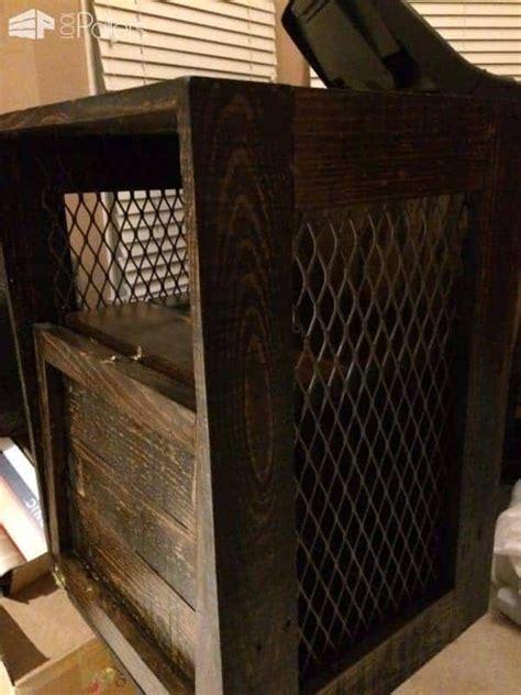 murphy bar liquor pallet cabinet  pallets