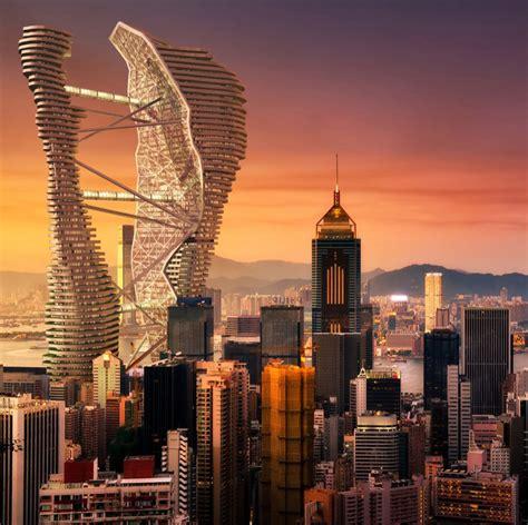 studio ctc challenges  skyscraper norm  hong kong