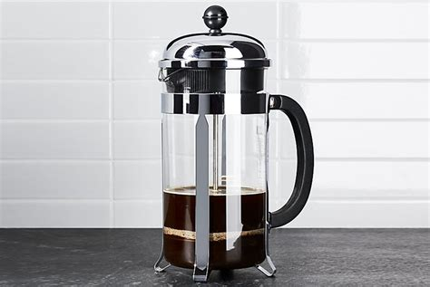 What about using a few extra grams of coffee for your morning cup and tasting the difference? Making Coffee at Home: Common Brew Methods