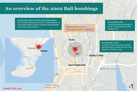 remembering  deadly  bali bombings  asean post