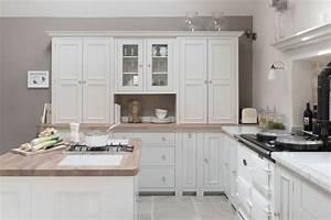 Prix D Une Cuisine équipée : cuisine blanche 13 photos de cuisinistes c t maison ~ Dailycaller-alerts.com Idées de Décoration