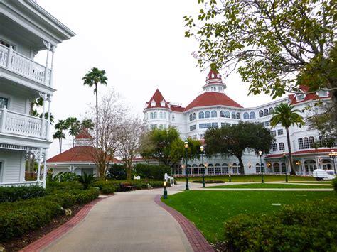 Travel Disney's Grand Floridian Resort & Spa  Poet In