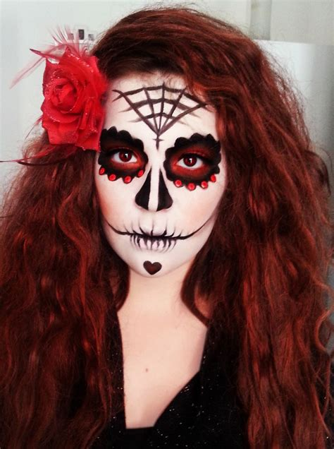 Maquillages d'halloween maquillage cynthia
