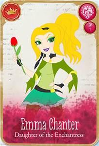 EAH: Emma Chanter by KPenDragon on DeviantArt