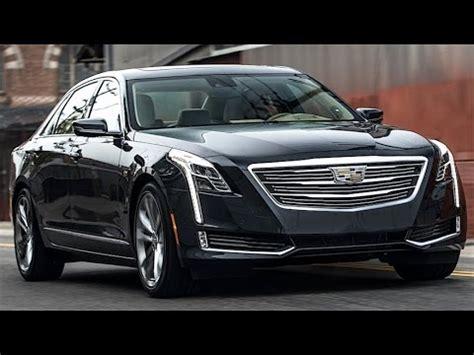 Bid Reviews Cadillac Ct6 Review The Big Cadillac Is Back