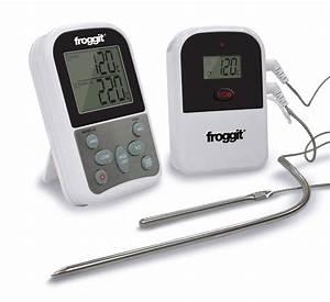 Kugelgrill Mit Thermometer : froggit wetterstationen und satfinder ~ Michelbontemps.com Haus und Dekorationen