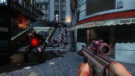 killing floor 2 inventory killing floor 2 gets ps4 systems messy with zed blood