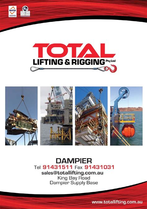 Catalog By Total Lifting And Rigging Issuu